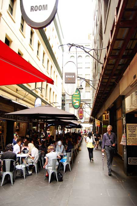 Degraves st